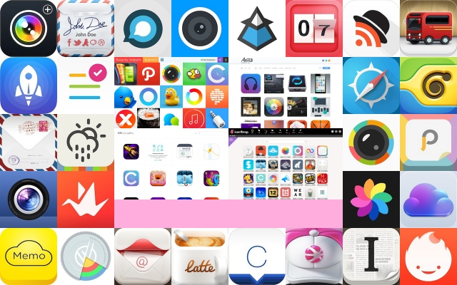 2014年のトレンドはペロペロ感である。思わずペロペロしたくなるアプリアイコン28選!!